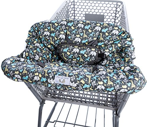 heather-and-heath-2-1-premium-grocery-shopping-cart-cover-and-high-chair-cover-universal-fit-ultra-p