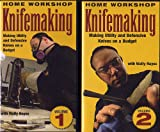 Home Workshop Knifemaking: Making Utility and Defensive Knives on a Budget [VHS]