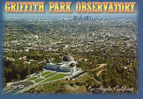 T-825 GRIFFITH PARK OBSERVATORY POSTCARD .. from Hibiscus Express by T-825 GRIFFITH PARK OBSERVATORY POSTCARD POST CARD [並行輸入品]