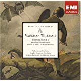 Vaughan Williams: Symphony No. 5 in D / Toward the Unknown Region / Serenade to Music / The Waspsby Malcolm Sargent