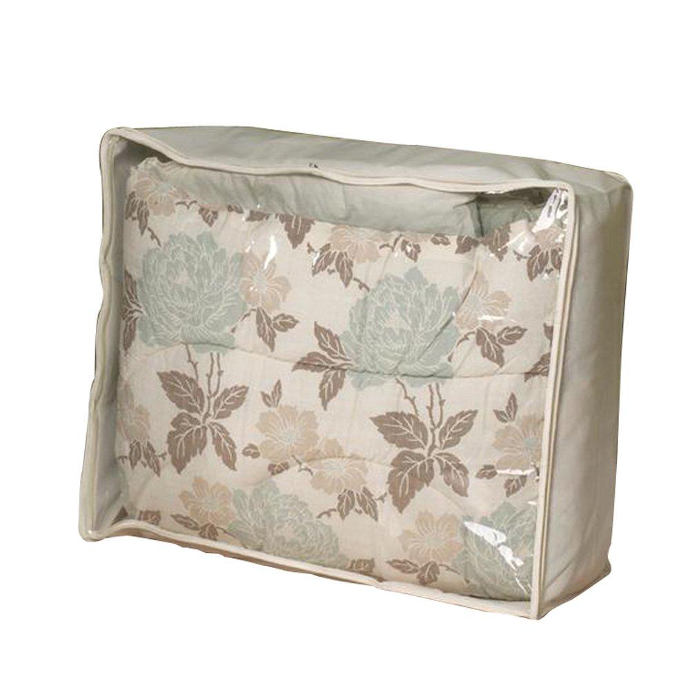 Household Essentials Blanket Storage Bag Clear Vinyl With