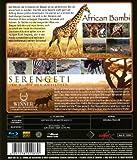 Image de Tiere der Serengeti (3d-Special Edition) [Blu-ray] [Import allemand]
