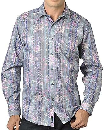 Luchiano Visconti Maldives Sport Shirt at Amazon Men's Clothing