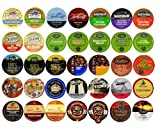 Crazy Cups Travel The World Sampler, K-Cup Portion Pack for Keurig K-Cup Brewers (Pack of 35)