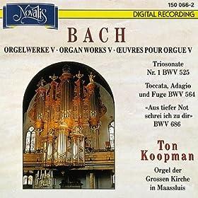 Pr�ludium und Fuge D-Dur BWV 532: Pr�ludium