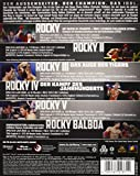 Image de Rocky komplette Box (Blu-ray) (FSK 16)