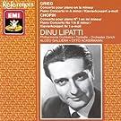 Chopin/Grieg: Piano Concertos