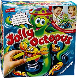 Ravensburger Jolly Octopus Game from Ravensburger