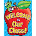 Scholastic Welcome to Our Class Chart (TF2185)
