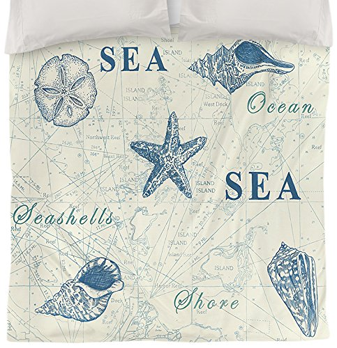 Nautical Themed Bedding 7175 front