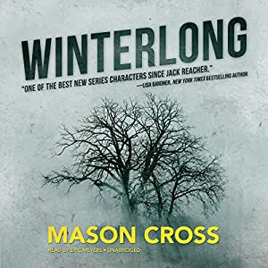 Winterlong Audiobook by Mason Cross Narrated by Eric Meyers