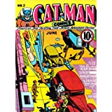 Cat Man Comic Book Issue 2