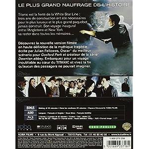 Titanic, la mini-série TV   [Blu-ray]
