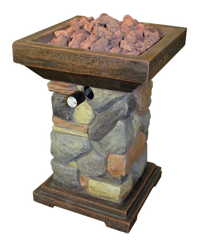 From The Desk Of Elledeeesse Best Outdoor Propane Firepits