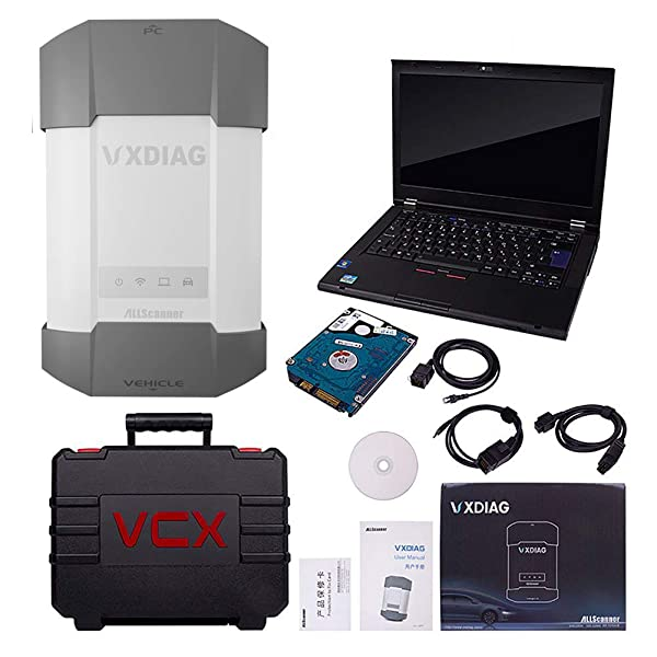 VXDIAG 12in1 Auto Diagnostic Tool Key Programmer Scan All