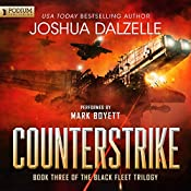 Counterstrike: Black Fleet Trilogy, Book 3 | Joshua Dalzelle