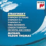 Stravinsky: Symphony of Psalms, Symphony in C; Symphony in Three Movements [Clean] ~ London Symphony...