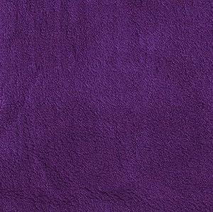 Amazon Com Double Sided Minky Fleece Purple Fabric