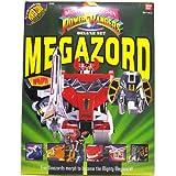 Power Rangers Deluxe Megazord Deluxe Action Figure