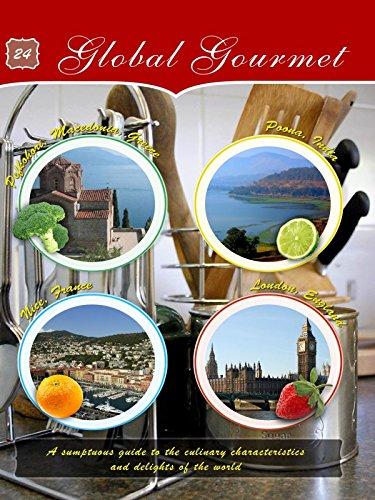Global Gourmet - Taramasalata, Bow Tie Pasta, Coquilles & Fruit Tarts