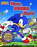 Macmillan Children's Books Sonic the Hedgehog Activity Book: A Sonic the Hedgehog Activity Book