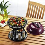 Somagic - Barbecue de table SOMAGIC a...