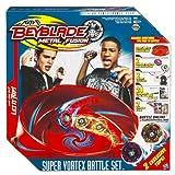 Beyblade Metal Fusion Super Vortex Battle Set