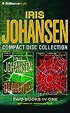 Iris Johansen CD Collection 2: Deadlock, Blood Game