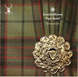 Scottish Power Pipe Band Tartan Weave