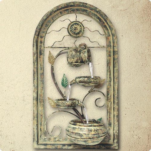 Naples Wall Art Self Contained Water Feature