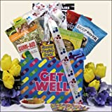 Great Arrivals Teen Get Well Gift Basket for Boys or Girls Ages 13 and Up, Humor and Tunes