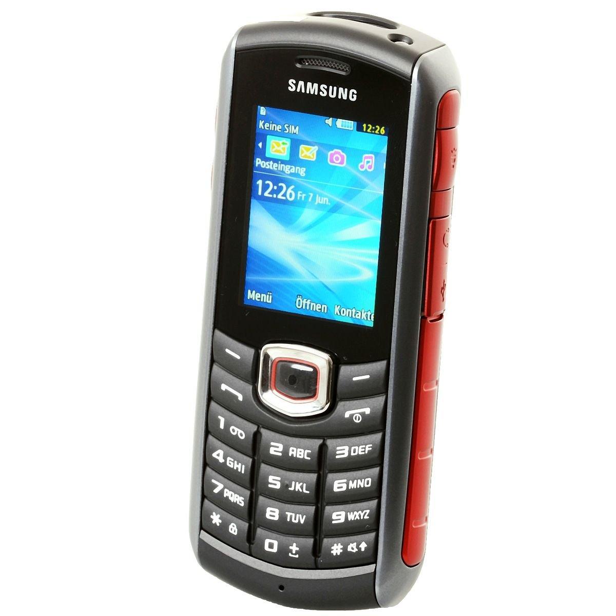 T�l�phone GSM SAMSUNG B2710 ROUGE