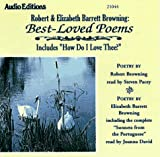 Robert & Elizabeth Barrett Browning: Best-Loved Poems