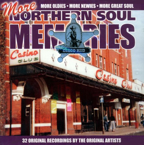 Vol. 2-More Northern Soul Memories by Jimmy James, Jackie Wilson, Barbara Acklin, Jackie Ross and Benny Troy