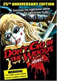 Don't Go Into the Woods...Alone! [1981] (REGION 1) (NTSC) [DVD] [1982] [US Import]