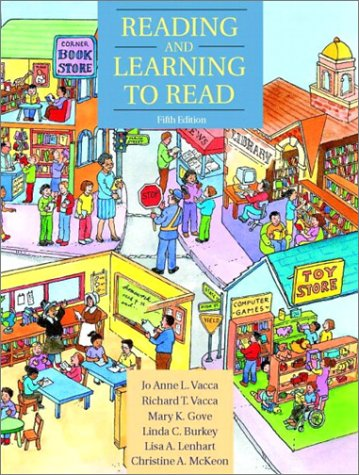 Reading and Learning to Read (5th Edition)