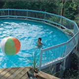 Protect-A-Pool Fence Base Kit A - 8 Section Base Kit