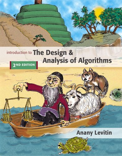 Introduction to the Design and Analysis of Algorithms...
