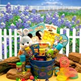 Easter Basket for Boy's -Peter's Easter Basket Blue