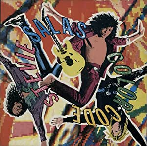 Steve Salas - Stevie Salas Colorcode [Vinyl] - Amazon.com
