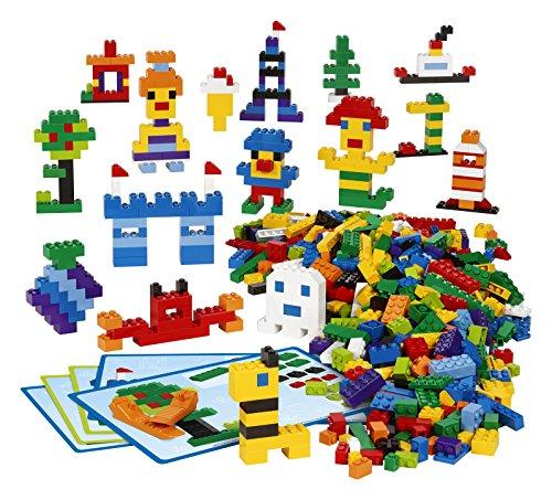 LEGO Education 45020 Creative LEGO Brick Set (Pack of 1000) (Lego Brick Building Set compare prices)