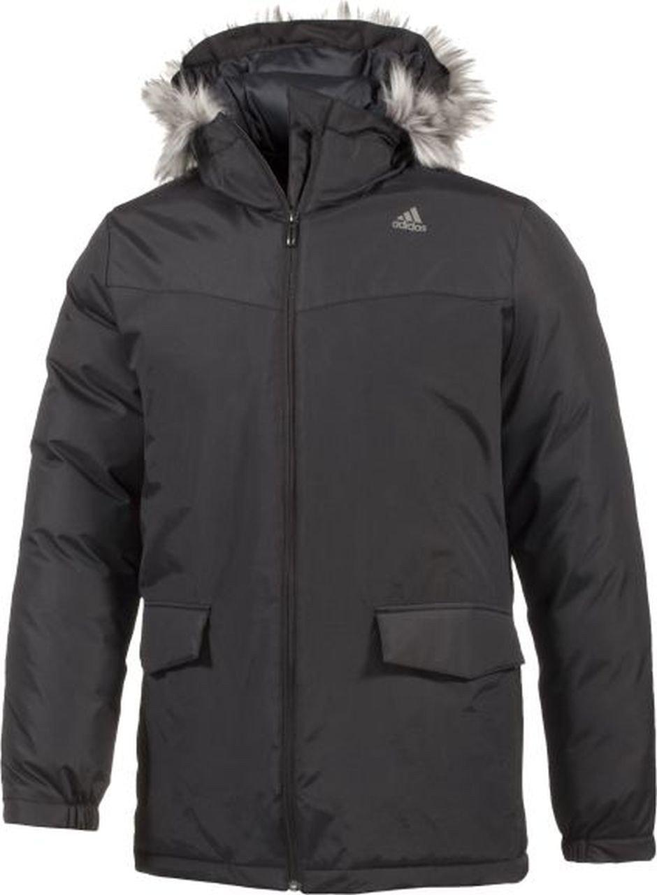 adidas Herren Jacke SDP Jacket Long Fur günstig online kaufen