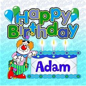 Amazon.com: Happy Birthday Adam: The Birthday Bunch: MP3 Downloads