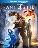 Fantastic Four (2015) (Bilingual) [Blu-ray]
