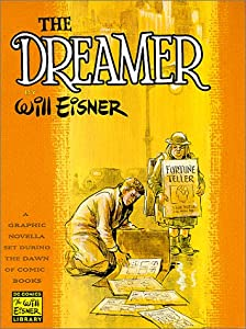 "Cover of ""The Dreamer: A Graphic Novella ..."