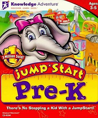 JumpStart Pre-Kindergarten