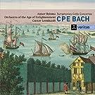 CPE Bach: Symphonies; Cello Concertos /Bylsma � OAE � Leonhardt