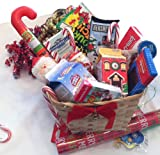 SO SWEET! Chocolate & Candy ~ Christmas Gift Basket for All Ages