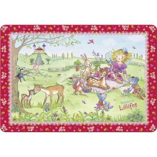 Spiegelburg-21251-Tischset-Prinzessin-Lillifee