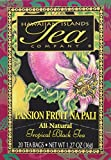 Hawaiian Islands Passion Fruit Na Pali Black Tea 20 Tea Bags